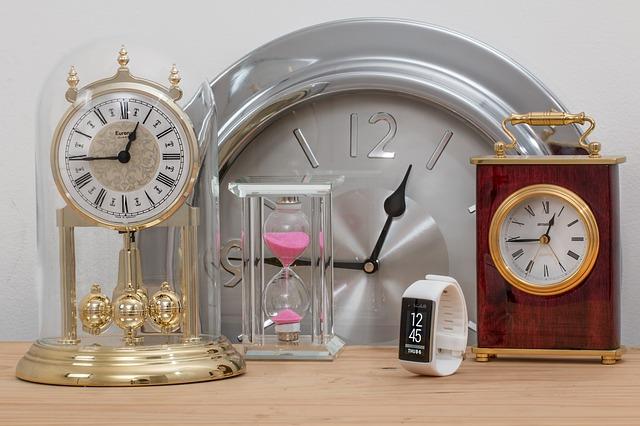 Хронофаги — пожиратели времени